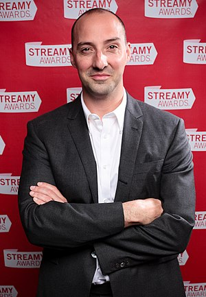 Tony Hale - Image: Tony Hale at the 2010 Streamy Awards (cropped)