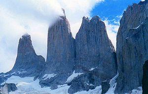 Cordillera Paine - Torres del Paine, Chile