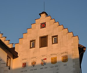 Tettnang - Image: Torschloss Tettnang