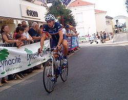 Tour de l'Ain 2010 - prologue - Arnaud Courteille.jpg