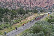 Description de l'image Tour of Utah - Stage Two (28449152780).jpg.