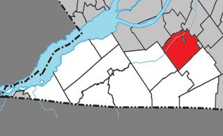 Très-Saint-Sacrement Parish municipality in Quebec, Canada