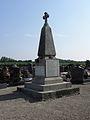 Tréogat (29) Monument aux morts.JPG