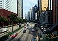 Traffic Victoria Island.Hong Kong. (9355840294).jpg