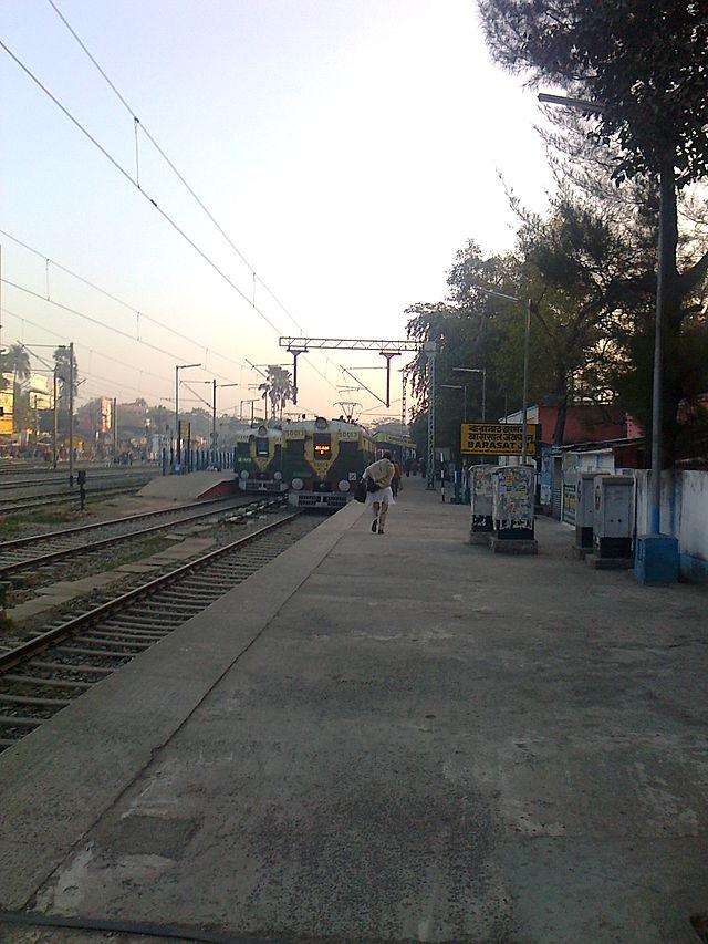 Barasat Junction railway station - Wikiwand