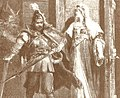 Trajdzień, Hanna Mazavieckaja. Трайдзень, Ганна Мазавецкая (M. Andriolli, 1882) (2).jpg