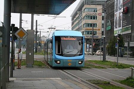 Stra Enbahn Chemnitz Wikipedia