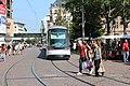 Tramway Ligne A Place Kléber Strasbourg 3.jpg