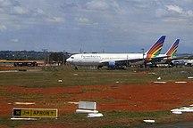 Sân bay quốc tế Brasília
