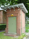 "Transformatorgebouw in Interbellumstijl (""Tinallinge 1502"")"