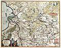 Transisalania Provincia ; Vulgo Over-yssel (Nicolaas ten Have).jpg