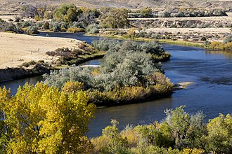 North Platte River - The Trappers Route Special Recreation Management Area is located north of Casper, Wyoming along the North Platte River.