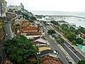 Trecho da Cidade Baixa com a Igreja Matriz de Nossa Senhora da Conceição da Praia.jpg