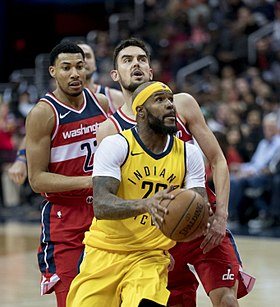 Image illustrative de l'article Trevor Booker