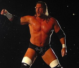 Triple H - Triple H in April 2005