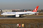 Turkish Cargo, TC-LJP, Boeing 777-FF2 (40671485653).jpg
