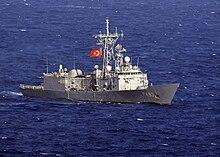 Pictures Of Corvettes >> Marine turque — Wikipédia
