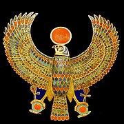 Tutankhamun Falcon1