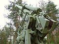 Tuulimäki anti-aircraft memorial - 76 mm air defense gun M1931.jpg