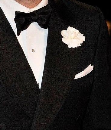 Tuxedo details 2