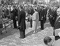 Tweede dag bezoek Koning Hakon aan Stavenisse, o.a. bezoek Hakonstraat, Bestanddeelnr 906-6623.jpg