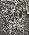 U-Boat 110, the control room looking aft, starboard side (8770687732).jpg
