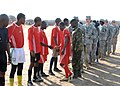 U.S., Botswana forces attend soccer game to promote HIV awareness (7751633054).jpg