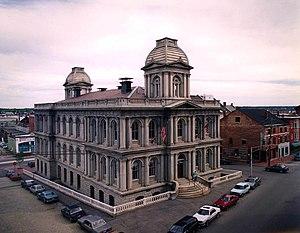 United States Custom House (Portland, Maine) - U.S. Custom House, September 2003