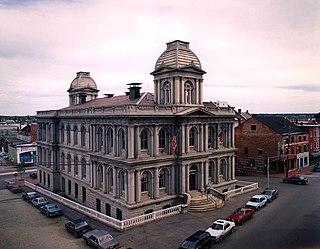 United States Custom House (Portland, Maine) United States historic place