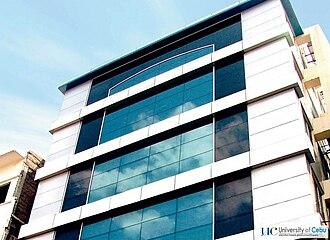 University of Cebu - Image: UC Main