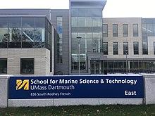 University of Massachusetts Dartmouth - Wikipedia