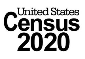"2020 United States Census - The ""Census 2020"" logo"