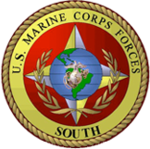United States Marine Corps Forces, South - Image: USMARFORSOUTH