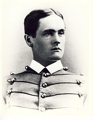 Samson L. Faison - Faison's 1883 West Point Graduation photo