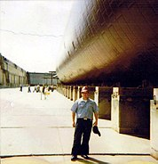 USS Asheville (SSN-758) Dry Dock 4