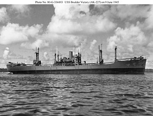 USS Boulder Victory (AK-227)