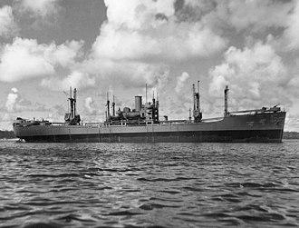 USS Boulder Victory (AK-227) - Image: USS Boulder Victory (AK 227)