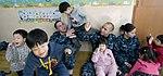 USS Carl Vinson Sailors' Community Service at a Korean Orphanage DVIDS357828.jpg