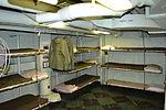 USS Hornet Museum - sleeping quarters.JPG