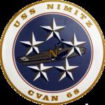 USS Nimitz (CVAN-68) crest 1975.png