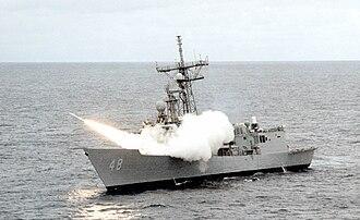 USS Vandegrift (FFG-48) - USS Vandegrift (FFG-48)
