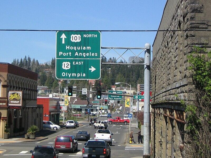 File:US 101 Aberdeen 2.jpg