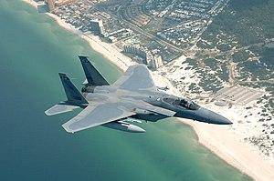 Florida Air National Guard - Image: US Air Force 050519 F 1279W 035 Beach Eagle