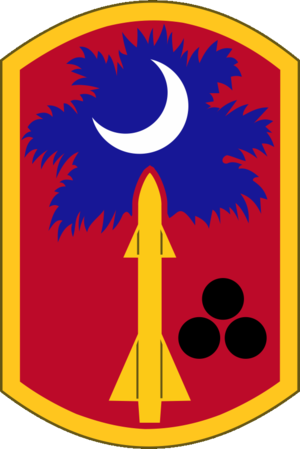 678th Air Defense Artillery Brigade (United States) - 678th Air Defense Artillery Brigade