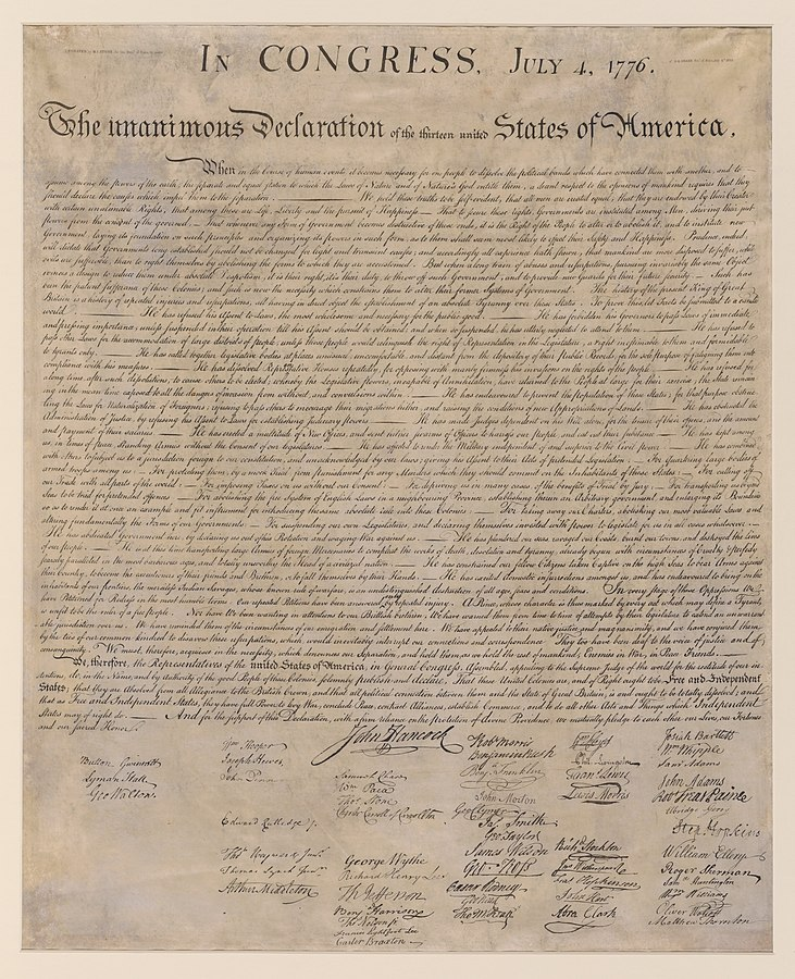 compare contrast the gettysburg address and the declaration of independence View notes - compare and contrast thomas jefferson and frederick douglass essay from eng 0002 at tufts university declaration of independence thomas jefferson: obvious truths: all men are created.
