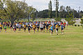 US Navy 111014-N-YT963-451 Runners cross the starting line at the Capt. Slade Cutter Park Dedication Ceremony and 5K in Norfolk.jpg