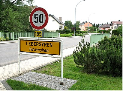 How to get to Uebersyren with public transit - About the place