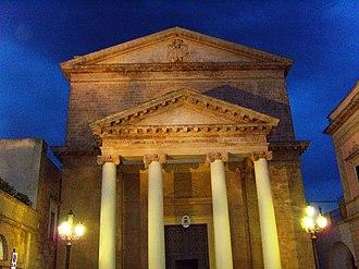 Ugento - Ugento cathedral