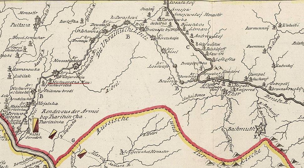 Ukrainskaya liniya.1745