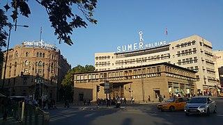 Ulus, Ankara city quarter in Ankara, Turkey
